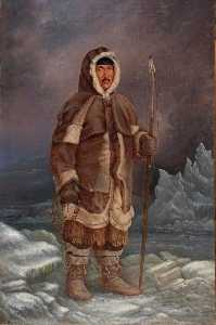 Antonion Zeno Shindler - Eskimo Man
