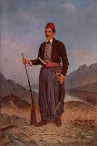 Antonion Zeno Shindler - Albanian Man