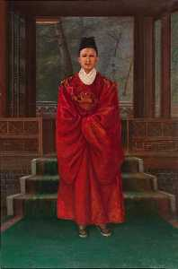 Antonion Zeno Shindler - King of Korea