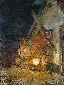 Henry Ossawa Tanner - The Fisherman's Return