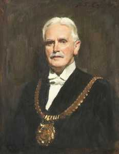 Frank Thomas Copnall - Alderman William Denton (1865–1946), Mayor of Liverpool