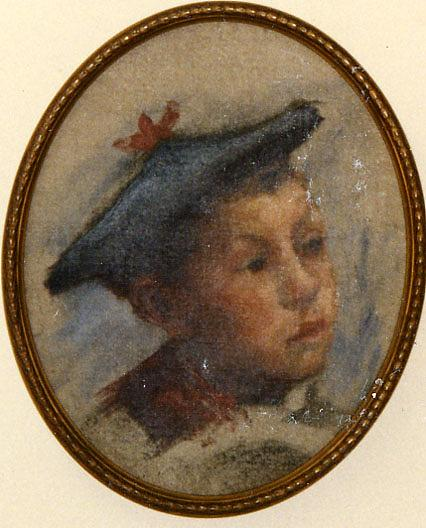 Study Choir Boy, (painting), 1910 by Katherine Beatrice Mcnaughton Mowry (1846-1931) | Museum Quality Reproductions | WahooArt.com