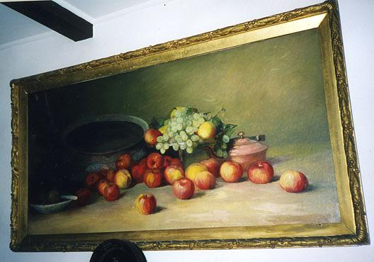 Apples, (painting), 1884 by Katherine Beatrice Mcnaughton Mowry (1846-1931) | Painting Copy | WahooArt.com