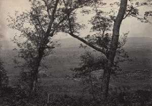 George Grey Barnard - Orchard Knob, from Mission Ridge from the album Photographic Views of Sherman's Campaign