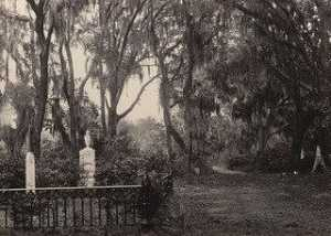 George Grey Barnard - Buen Ventura, Savannah from the album Photographic Views of Sherman's Campaign