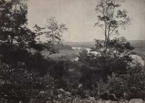 George Grey Barnard - Chattanooga Valley, from Lookout Mountain from the album Photographic Views of Sherman's Campaign