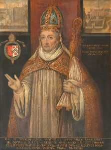Wilhelm Sonmans - William of Wykeham (1324–1404)