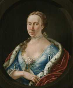 George Paul Chalmers - Mary Irvine, Sister of Alexander Irvine, 16th Laird of Drum