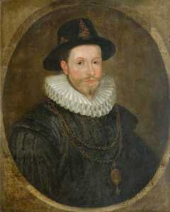 Cosmo Alexander - George Keith (1549 1550–1623), 5th Earl Marischal