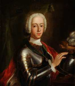 Cosmo Alexander - Prince Charles Edward Stuart (1720–1788), 'Bonnie Prince Charlie', 'The Young Pretender'