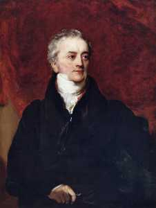 Thomas Francis Dicksee - Thomas Young (1773–1829) (copy after Thomas Lawrence)