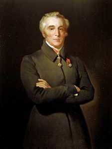 Thomas Francis Dicksee - Arthur Wellesley (1769–1852), 1st Duke of Wellington, Prime Minister