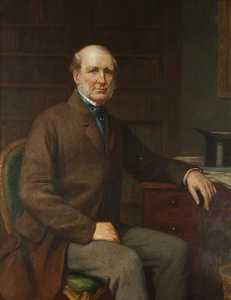 Eden Upton Eddis - Rowland Hill (1800–1875), 2nd Viscount Hill