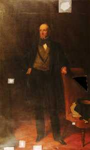 Eden Upton Eddis - George Frederick Young (1791–1870), MP for Tynemouth