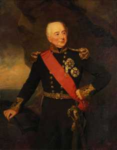 Frederick Richard Say - Admiral Sir William Hargood (1726–1839)