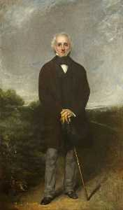 William Boxall - William Gibbs (1790–1875)