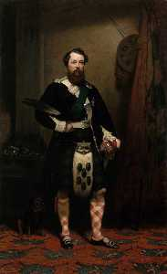 John Maclaren Barclay - George Augustus Frederick Murray (1814–1864), 6th Duke of Atholl