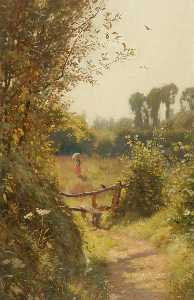 Frederick George Cotman - From Shade to Sunshine