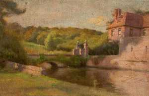 Charles Gogin - Groombridge Hall, Kent