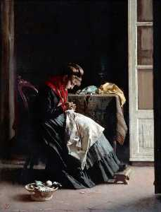 Thomas Wade - The Seamstress