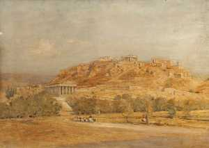 Robert Weir Allan - Near Athens