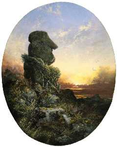 William Widgery - Bowerman's Nose, Dartmoor, Devon