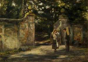 William Darling Mckay - The Old Gateway