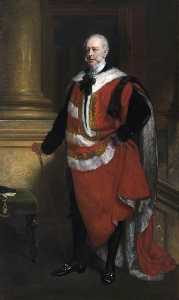 Louis William Desanges - Thomas Dundas (1795–1873), 2nd Earl of Zetland