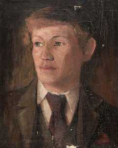 John Elliot Maguire - Self Portrait