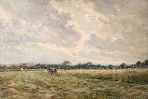 Frederick William Newton Whitehead - Near Moreton, Dorset