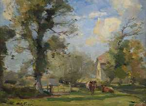 William Miller Frazer - Wareham Mill, Dorset