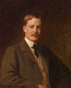 William Edwards Miller - The Honourable Arthur George Child Villiers (1883–1969)