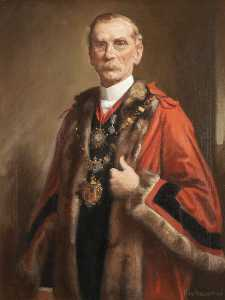 Charles Kay Robertson - John Monkhouse, Mayor of Kendal (1897, 1902–1903 1903–1904), Chairman of Kendal Gas and Water Committee