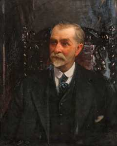 William Somerville Shanks - Robert Anderson, JP, Provost of Paisley
