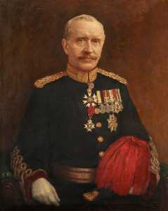 Dorofield Hardy - Major General Sir Frederick Smith