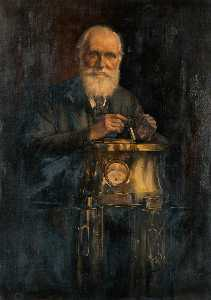 Harry Herman Salomon - William Thomson (1824–1907), Lord Kelvin, Physicist