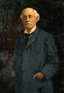 Harry Herman Salomon - Sir William Tilden (1842–1926), Chemist