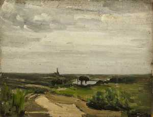 Maud Ireland Button - Landscape