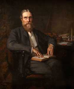 George Percy Jacomb Hood - Arthur Charles Humphries Owen (1836–1905), MP