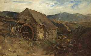Francis Abel William Taylor Armstrong - The Watermill