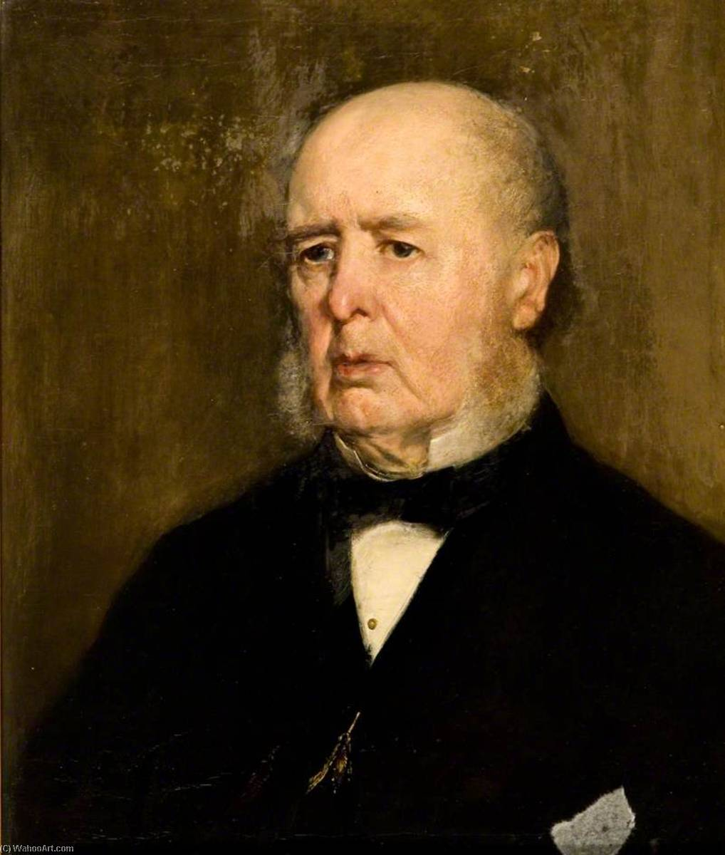 A. Blair Spence (1814–1895) by George Ogilvy Reid | Art Reproduction | WahooArt.com