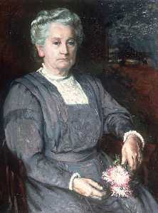 John Kelt Edwards - Margaret Edwards, the Artist's Mother