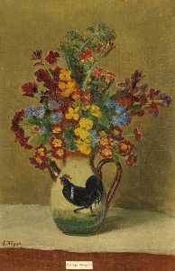 Kate Allen Tryon - Cottage Bouquet