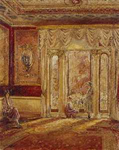 Joseph William Topham Vinall - South East Drawing Room (south wing)