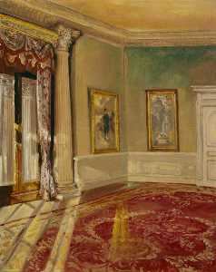 Joseph William Topham Vinall - South West Drawing Room (south wing)