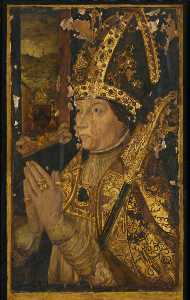 John Bulloch Souter - William Elphinstone (1431–1514), Bishop of Aberdeen (copy of an earlier painting)