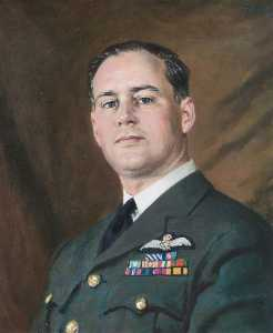 Alfred Egerton Cooper - Group Captain Clair Grece, DFC, MA (Oxon)