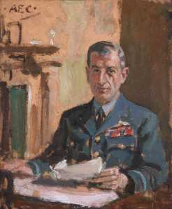 Alfred Egerton Cooper - Marshal of the Royal Air Force Lord Portal (1893–1971)