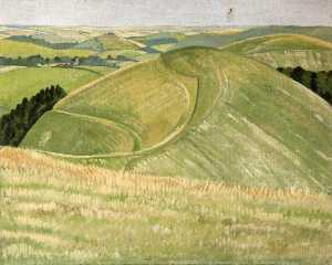 Bertha Ridley Bell - The Round Hill