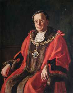 Leonard John Fuller - Sir Sidney Marshall (1882–1973), Mayor of Sutton and Cheam (1934–1935)